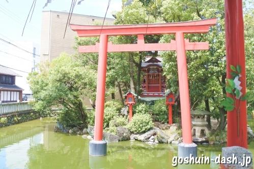 川名弁天社(川名の弁天様・名古屋川原神社)