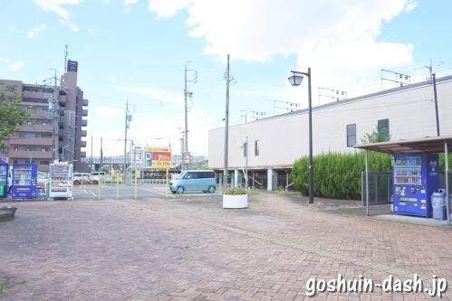 印場駅(名鉄瀬戸線)前の自動販売機