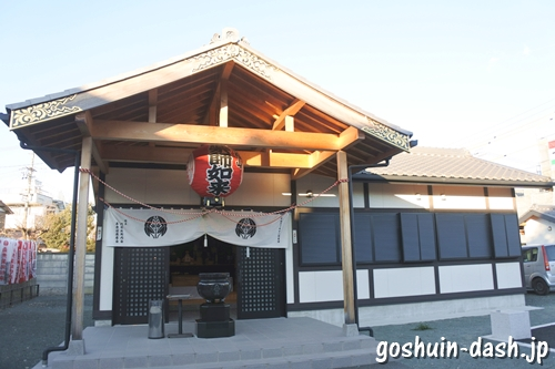豊川稲荷(愛知県豊川市)薬師如来堂