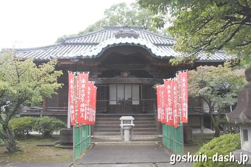 長久寺(名古屋市東区)本堂