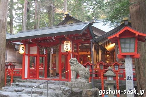 椿岸神社(三重県鈴鹿市・椿大神社別宮)