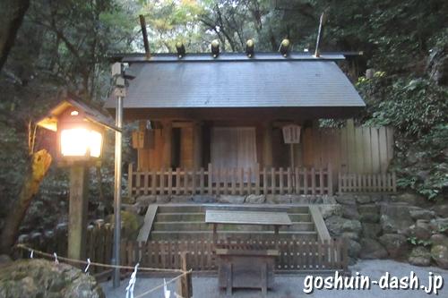 多度大社(三重県桑名市)本宮多度神社