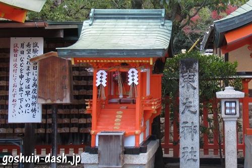 東丸神社(京都市伏見区)荷田社