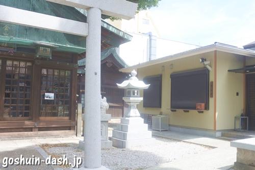 金山神社(名古屋市熱田区)授与所(閉所日)