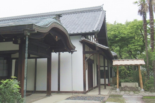 長母寺(名古屋市東区)庫裡(国登録文化財)