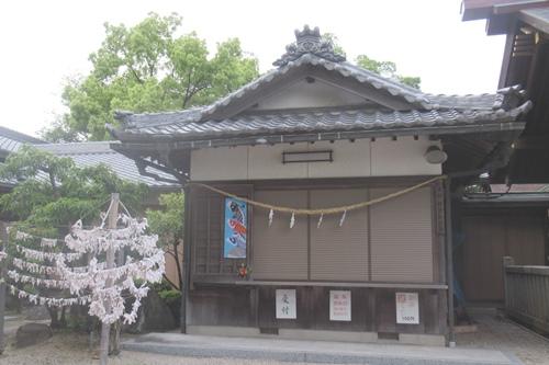 小垣江神明神社(愛知県刈谷市)授与所
