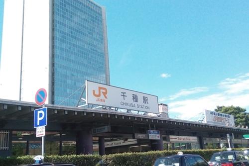 JR千種駅