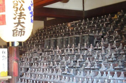 法蔵山極楽寺(愛知県大府市)千体弘法大師