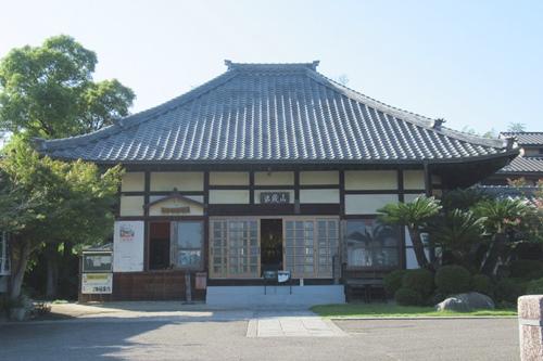 法蔵山極楽寺(愛知県大府市)本堂