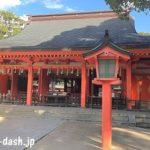 住吉神社(福岡市博多区)本殿